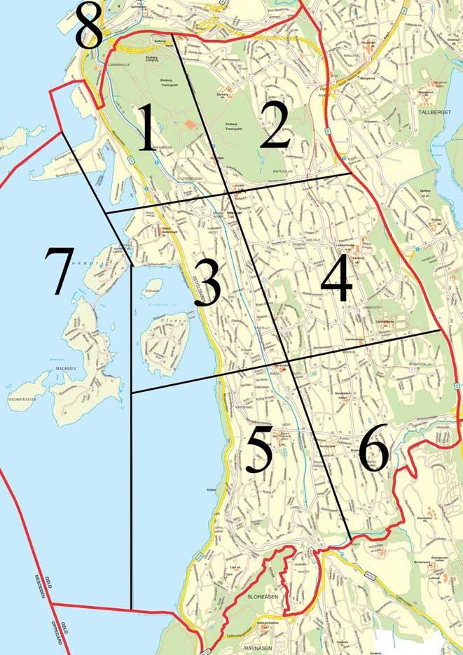 Kart Bydel Blf Lokalhistorie Klikk Her